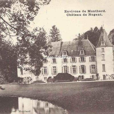 21-Nogent-lès-Montbard - Le Château (A.Arvet)