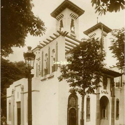21 - Pavillon de l'Espagne