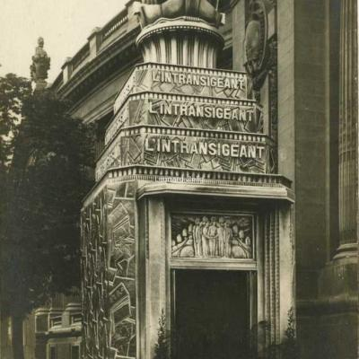 21 - Pavillon de l'Intransigeant