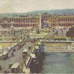 21 - Vue générale de la Place de la Concorde