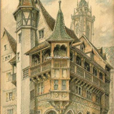 Barday 10x15 - 2114 - Colmar