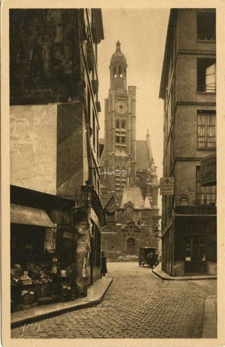 212 - Eglise Saint-Etienne-du-Mont