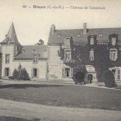 22-Dinan - Château de Conninais (Passemard 69)