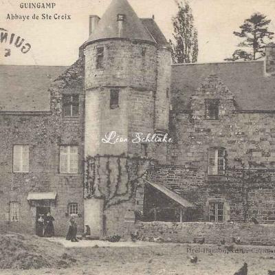 22-Guingamp - Abbaye de Ste-Croix (Tirel-Hamon)