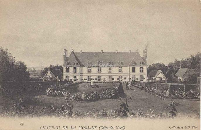 22-Lamballe - Château de la Moglais (ND 66)