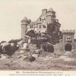22-Perros-Guirec-Ploumanach - Château de Costaérès (AB 201)
