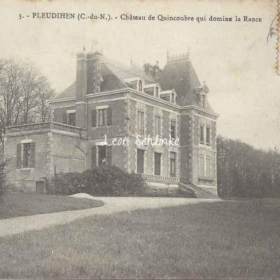 22-Pleudihen - Château de Quicoubre (J.Rouxel 3)
