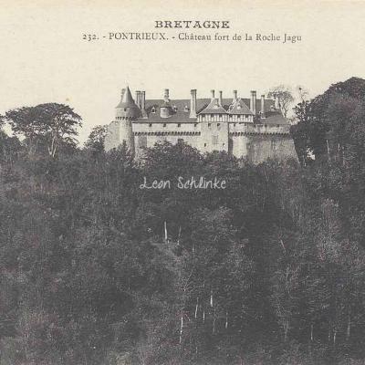 22-Ploëzal - Château de la Roche Jagu (Mancel 232)