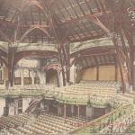22 - Style Guimard - Intérieur de la Salle de Concert