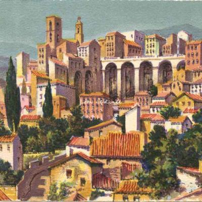 Barday 10x15 - 2214 - Grasse