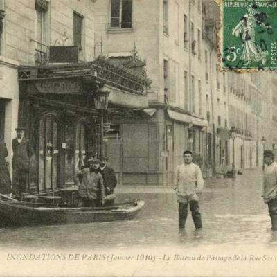 227 - Le Bateau de Passage de la Rue Saint-Dominique