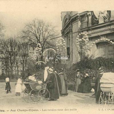 23 - Aux Champs-Elysées - Les rendez-vous des petits