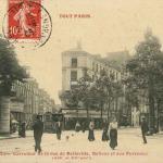 23 - Carrefour de la Rue de Belleville, Bolivar et des Pyrénées