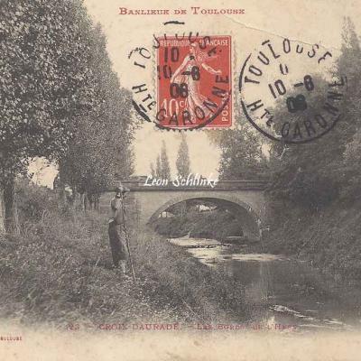 23 - Croix-Daurade - Les bords de l'Hers