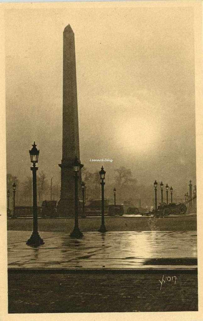 23 - L'Obélisque Place de la Concorde