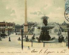 23 - PARIS - Place de la Concorde