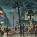 23 - Place de l'Opéra - Rue de la Paix