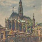 23 (S2) - Sainte-Chapelle et la Grille du Palais de Justice