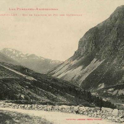 232 - L'Hospitalet - Roc de Carouch et Pic des Espedrous