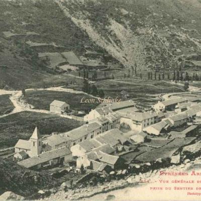 234 - Vue générale de l'Hospitalet
