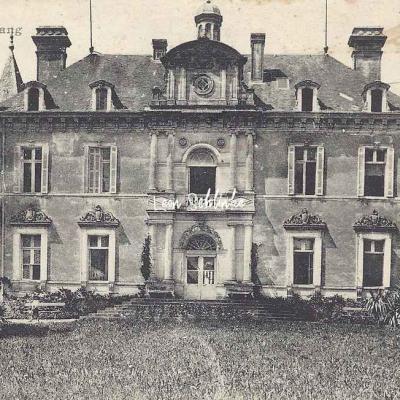24-Abjat-sur-Bandiat - Château de l'Etang (B&G 9)