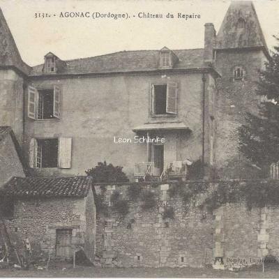 24-Agonac - 3131 - Château du Repaire (O.Domège)