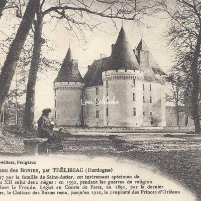 24-Antonne-et-Trigonant - Château des Bories (O.Domège)