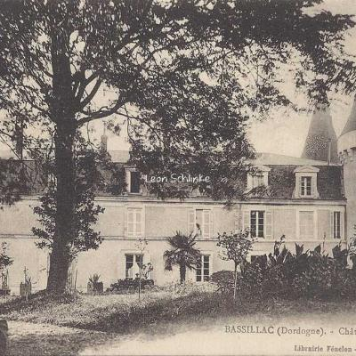 24-Bassillac - Château de Goudeau (O.Domège)