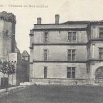 24-Bourdeilles, le Château - 11 (Ss édit.)