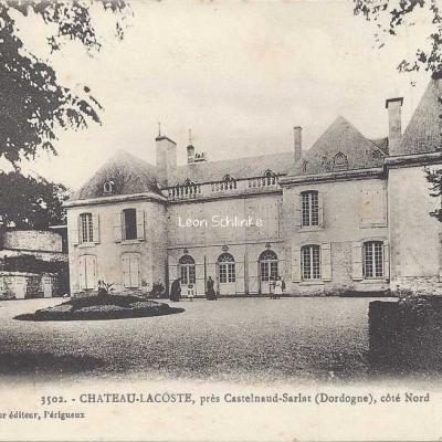 24-Castelnaud-la-Chapelle - 3502 - Château-Lacoste (O.Domège)