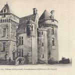 24-Champeaux - 203 - Château de Puychenil (O.Domège)