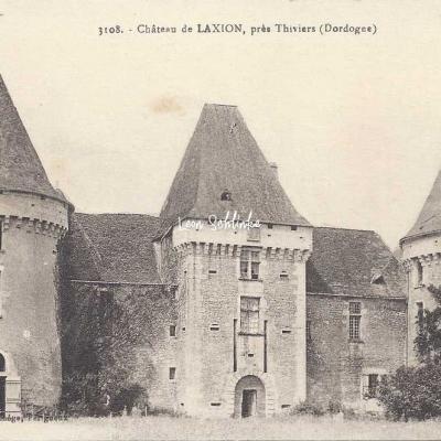 24-Corgnac-sur-l'Isle - 3108 - Château de Laxion (O.Domège)
