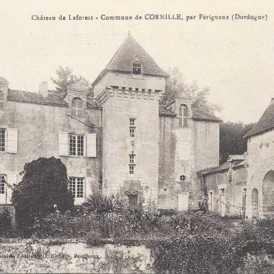 24-Cornille - Château de Laforest (O.Domège)