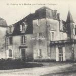 24-Coulaures - 50 - Château de la Roche (O.Domège)