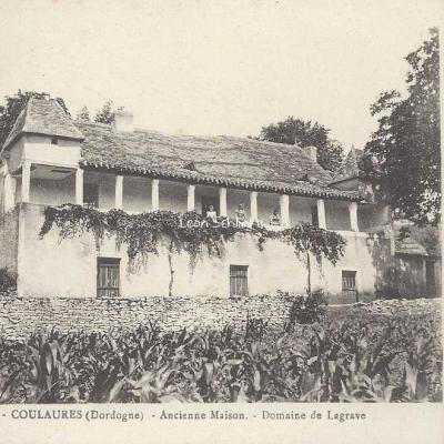 24-Coulaures - 6148 - Domaine de Lagrave (O.Domège)