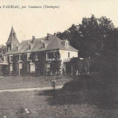 24-Coulaures - Logis de Vauriac  (O.Domège)