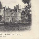 24-Coux - 539 - Château de Bretoux (O.Domège)