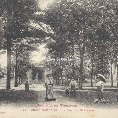 24 - Croix-Daurade - Le Parc du Séminaire
