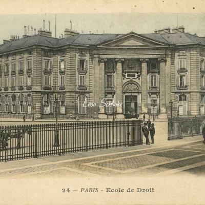 24 - Ecole de Droit