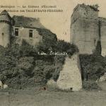24-Excideuil - Le Château (Trarieux J.)