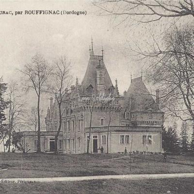 24-Fleurac - Le Château (O.Domège)