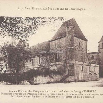 24-Issigeac - Ancien Château des Evêques (L.Garde 82)