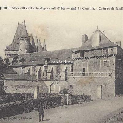 24-Jumilhac le Grand - 7 - La Coquille, le Château (O.Domège)