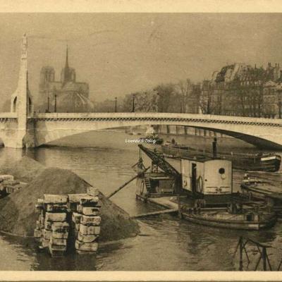24 - La Seine au Pont de la Tournelle