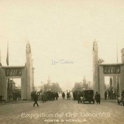 24 - Porte d'Honneur
