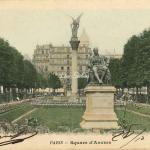 94 - Square d'Anvers