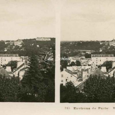 Steglitz-Berlin 1903 à 1906