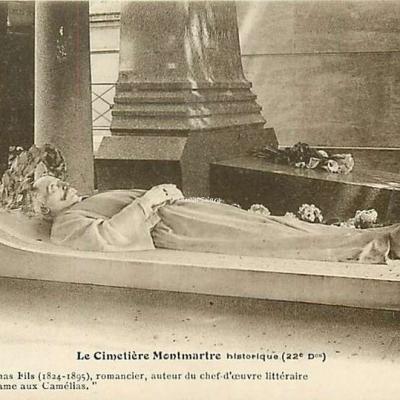 FF - Cimetière de Montmartre
