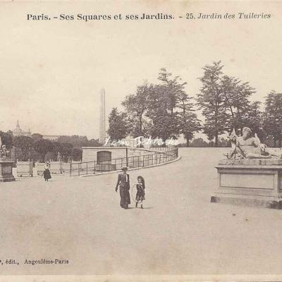 25 - Jardin des Tuileries