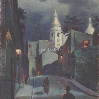 25 - La Rue Saint-Rustique et le Sacré-Coeur